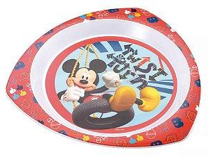 Prato Raso para Microondas Mickey Disney - Multikids Baby