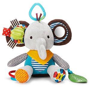 Pelúcia de Atividades com Mordedor (Bandana Buddies) Elefante - Skip Hop