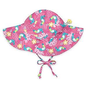 Chapéu de Banho Infantil com FPS +50 Floresta - iPlay