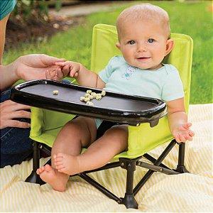 Cadeira de Alimentação Dobrável e Portátil - Summer