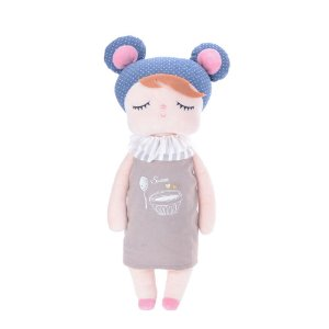 Boneca Metoo Doll Angela Doceira Retro Bear (Grande) - Metoo