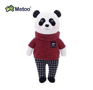 Pelúcia Metoo Panda Vermelho - Metoo
