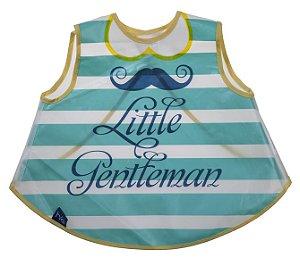 Babador Impermeável Pequeno Cavalheiro - Girotondo Baby