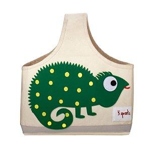Organizador de Brinquedos com Alça Iguana 3 Sprouts