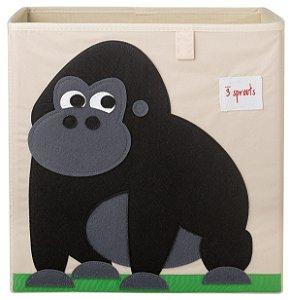 Organizador Infantil Quadrado Gorila - 3 Sprouts