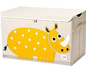 Organizador Infantil Retangular Rinoceronte - 3 Sprouts