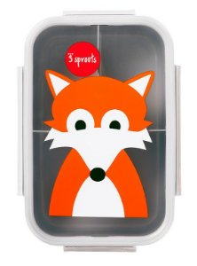 Bento Box (Porta Lanche e Comida) Raposa - 3 Sprouts