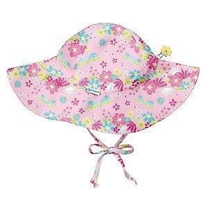 Chapéu de Banho Infantil com FPS +50 Jardim Secreto - iPlay