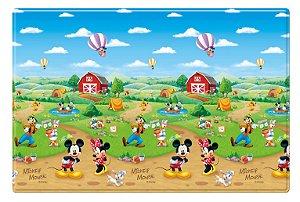 Tapete de Atividades Hi Turma do Mickey Fazendinha - Girotondo Baby