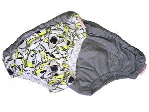 Kit Cuecas de Treinamento para Desfralde Tubarão - Colo de Mãe
