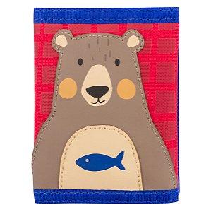 Carteira Infantil Urso - Stephen Joseph