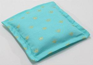 Almofada Térmica de Ervas Naturais para Alívio das Cólicas e Gases Coroa Verde - Bebê sem Cólica