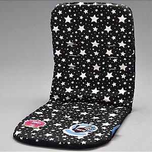 Almofada para Carrinho com Espuma de Viscoelástico Comfi-Cush Stars - Clingo