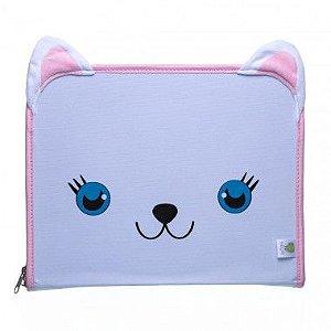 Suporte de Tablet para Carro e Mesa de Atividades Color Bag Gatinha Ágata - Baby Pil