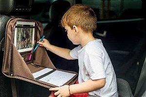 Suporte de Tablet para Carro e Mesa de Atividades Color Bag Ursinho Zeca - Baby Pil
