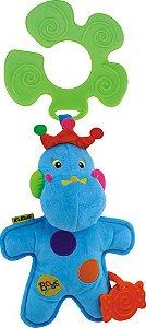 Móbile para Carrinho Coleção Baby Boss Hipopótamo - Ks Kids