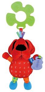 Móbile para Carrinho Coleção Baby Boss Cachorro Patrick Letras - Ks Kids