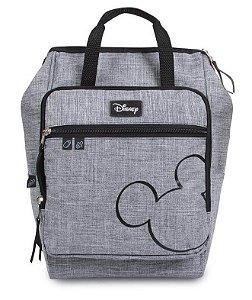 Bolsa Maternidade Baby Bag Mickey Cinza - Baby Go