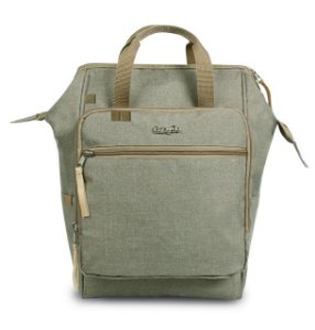 Bolsa Maternidade Baby Bag Bege - Baby Go