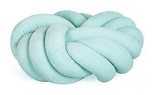 Almofada Decorativa Trança Verde - Modali Baby