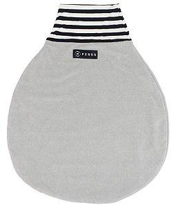 Saco de Dormir Penka Balloon Dupla Face Felix Gelo (0 a 9 meses) - Penka & Co