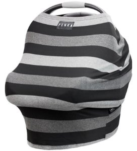Capa Multifuncional para Mamãe e Bebê Mavis - Penka Cover