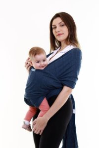Sling Wrap Jeans - Kababy
