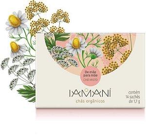 Chá Orgânico Misto de Mãe para Mãe (Amamentação) - Iamaní