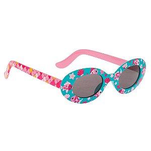 Óculos de Sol Infantil com FPS Peixe Rosa - Stephen Joseph