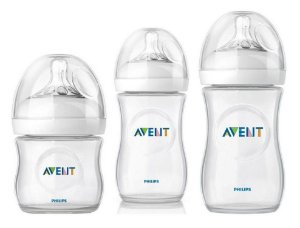 Kit Mamadeira Avent Pétala Anti-Cólica 125ml + 260ml + 330m - Philips Avent