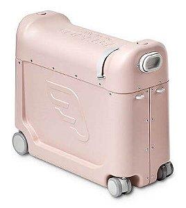 Mala que Vira Cama Jet Kids Bedbox Pink Lemonade - Stokke