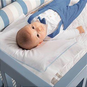 Travesseiro para Bebê Branco - Infanti
