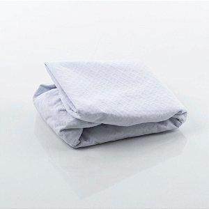 Capa Protetora Impermeável para Colchão Infantil Branco - Infanti
