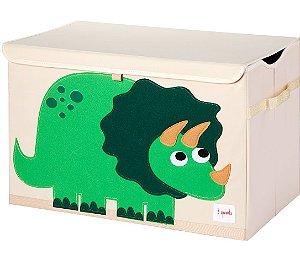Organizador Infantil Retangular Dinossauro - 3 Sprouts