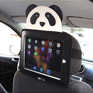 Suporte de iPad para Banco do Carro Panda - O Sapo e a Princesa