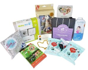 Kit Maternidade Baby Box Essencial para o Bebê (14 itens) - Tutti Amore