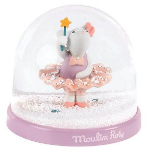 Globo de Neve Ratinha Era uma Vez - Moulin Roty