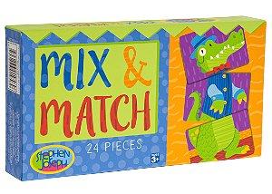 Mix & Match Boy 24 peças - Stephen Joseph