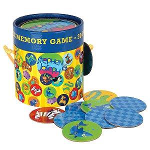 Jogo da Memória Floresta Azul 30 peças - Stephen Joseph
