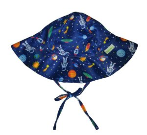 Chapéu de Banho Infantil com FPS +50 Espaço - Ecoeplay