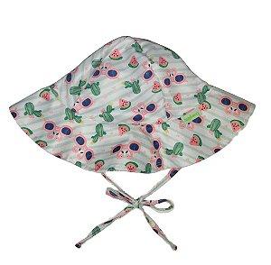 Chapéu de Banho Infantil com FPS +50 Charmosa - Ecoeplay