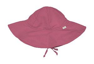 Chapéu de Banho Infantil com FPS +50 Rosa Pink - Ecoeplay
