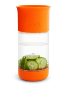 Copo Infusor de Frutas 360 (Miracle Cup) Laranja - Munchkin