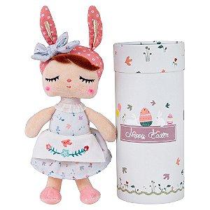 Mini Boneca Metoo Angela Páscoa com Caixa Especial - Metoo