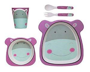 Kit Alimentação ECO (5 Peças) Hipo - Girotondo Baby