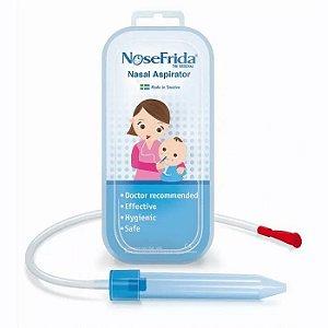 NoseFrida Aspirador Nasal para Bebê com Estojo Portátil