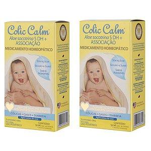 COMBO 2 Unidades Colic Calm - A Solução para as Cólicas do seu Bebê