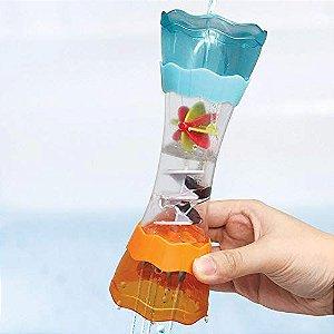 Brinquedo de Banho Tubo de Diversão - Infantino