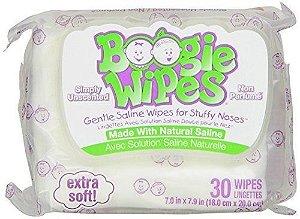 Lenço Umedecido Boogie Wipes Anti Resfriado 30 Uni. NEUTRO