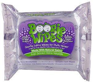 Lenço Umedecido Boogie Wipes Anti Resfriado 30 Uni. UVA